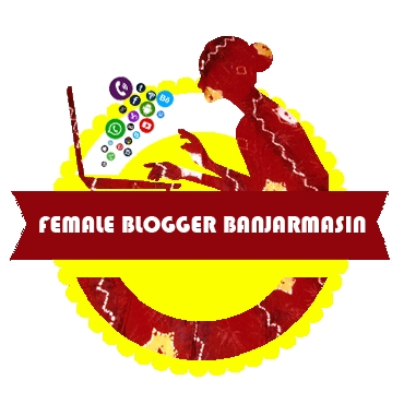 Part of Female Blogger Banjarmasin