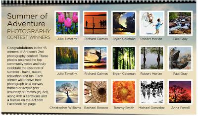 Sept. 19, 2011 Art.com email