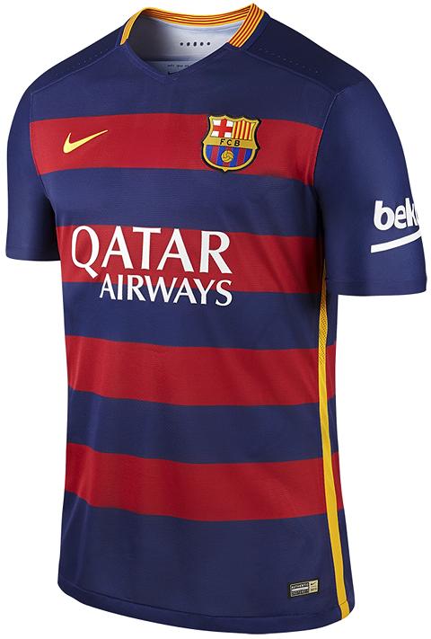 0bc2608d52 Nike apresenta novas camisas do Barcelona - Show de Camisas