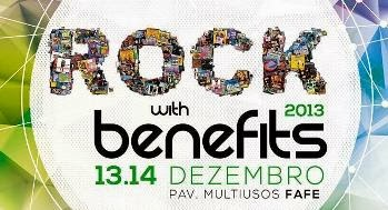 Rock with Benefits, música com causas!