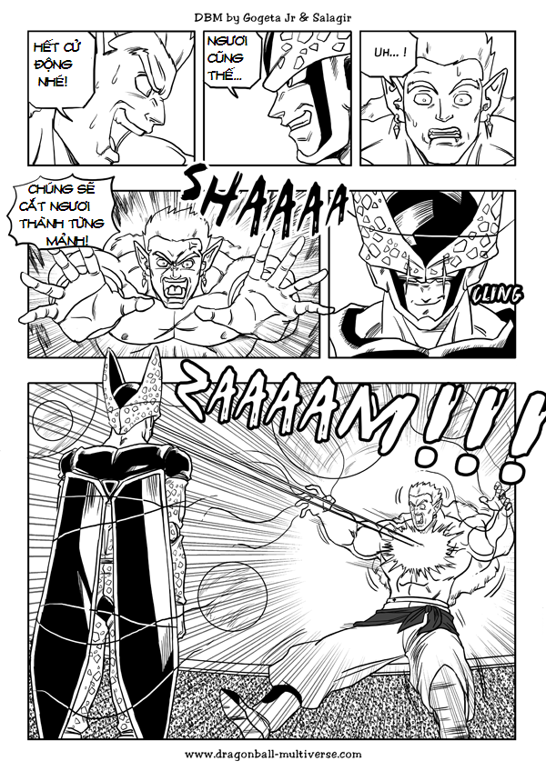 Dragonball New Age Chapter 28 - Trang 18