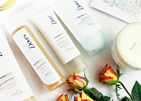 Nowość Dove DermaSpa - dermatologiczna ekspertyza, przyjemność SPA
