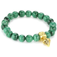 Russell Simmons Bracelet Green5
