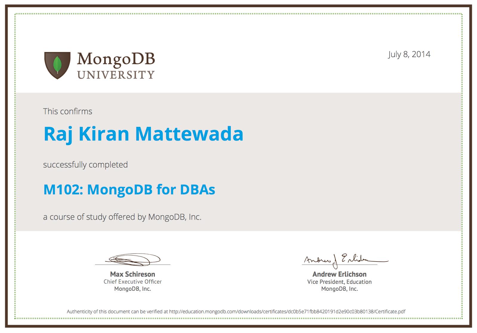 free online certificates