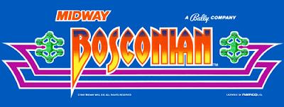 Bosconian PSP