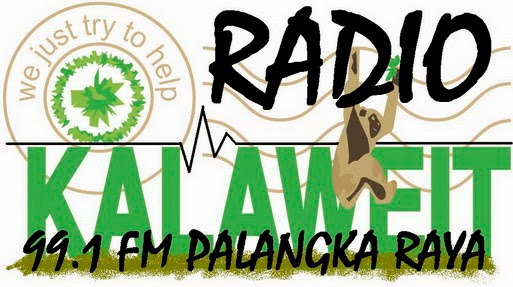RADIO KALAWEIT, LIVE from Borneo