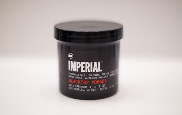 Imperial Blacktop Pomade Water-Based Barber Products Classic Pomp ThePomp Pompadour