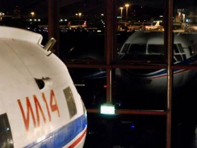 مطعم فاخر على طائرة-منتهى