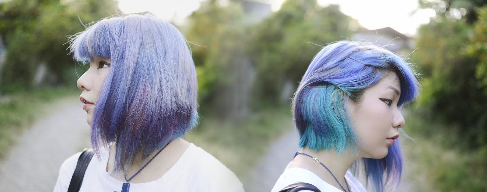 Faq Mermaid Hair Dyed Hair Colored Hair Pastel Hair
