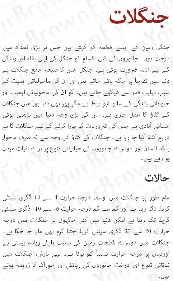 myself essay in urdu