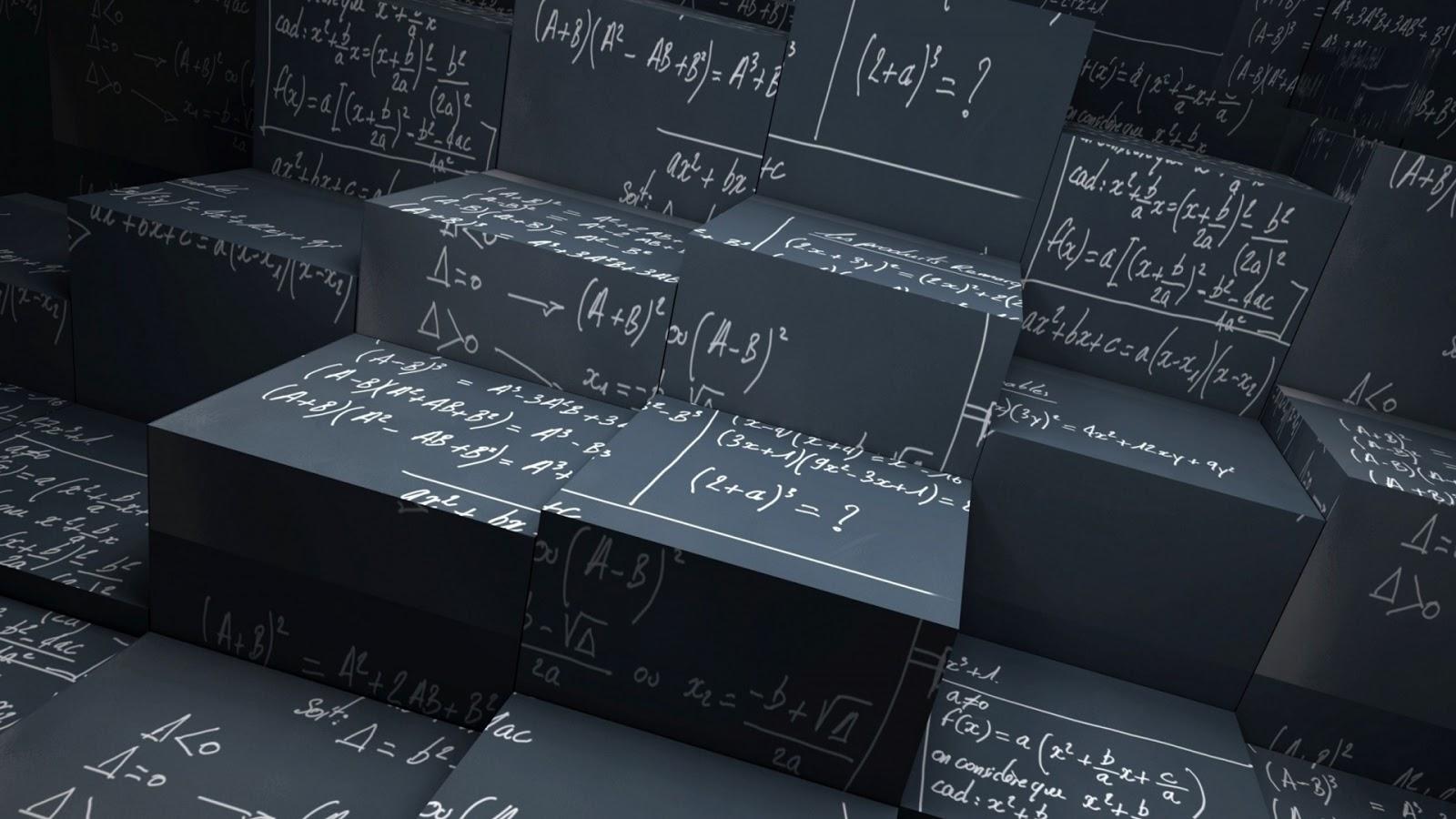 Your Wallpaper: Math Wallpaper