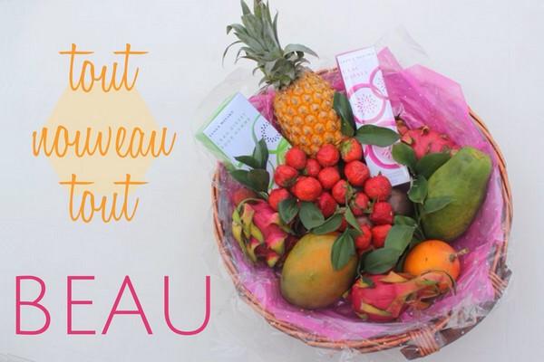 Beauté parfum issey miyake fruit exotique été