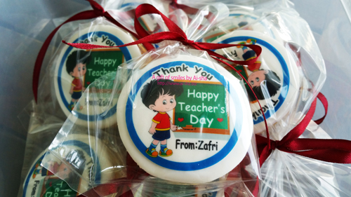 Teachers' Day Cookies