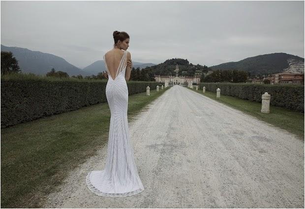 Berta Bridal Colección Invierno 2014.