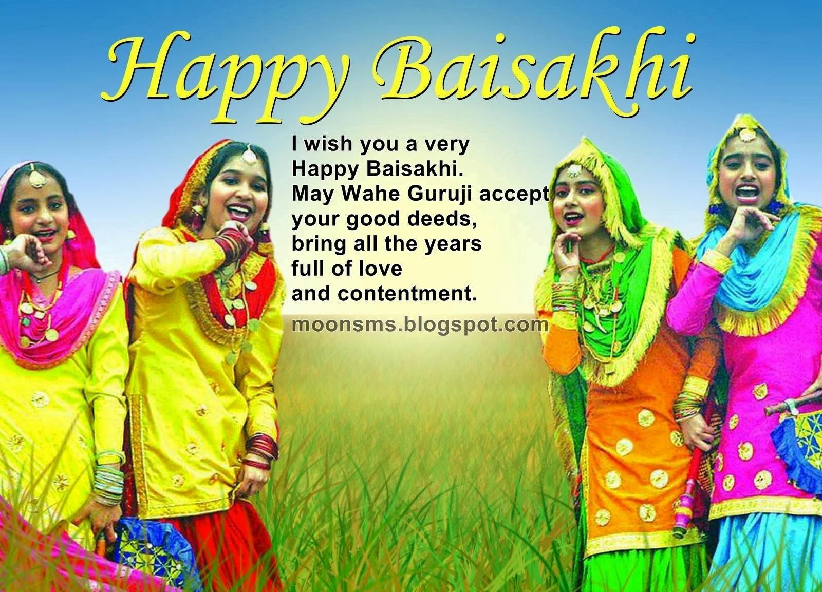 Christian post moonsms happy vaisakhi baisakhi 2014 sms text happy vaisakhi baisakhi 2014 sms text messages wishes greetings funny baisakhi sms in english hindi punjabi m4hsunfo