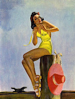 """pin-up"" ""vintage"" ""boardwalk"""