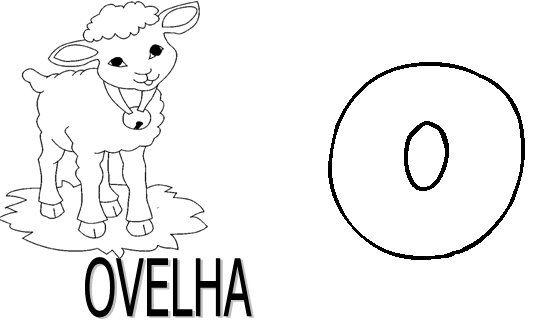 JARDIM COLORIDO DA TIA SUH Atividades com as vogais  - imagens para colorir das vogais