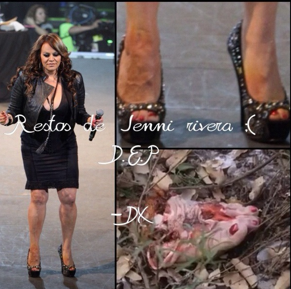 Officials Have Found Jenni Rivera's Body! Warning Very Graphic