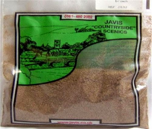 Javis Countryside Scenic Products Scatter No 32 dark brown