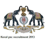 Kerala PSC Recruitment 2013 Latest notification and  kerala psc jobs,kerala psc online registration-kerala psc sign in at keralapsc.org: