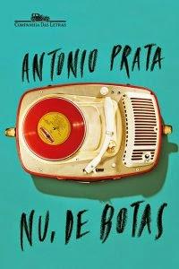 Joana leu: Nu, de botas, de Antônio Prata