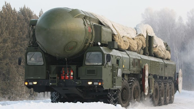 Russia Warns America 'We Will Respond With Nukes'