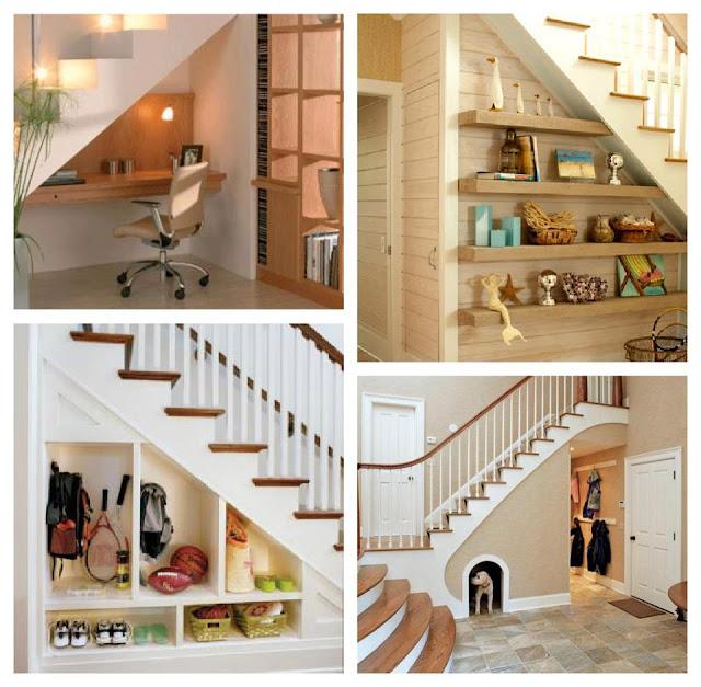 Mil ideas para la casa y el jardin mas opciones de for Ideas de escaleras para casas