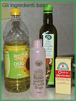 Ingredienti crema viso