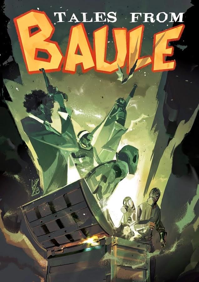 Tales from baule