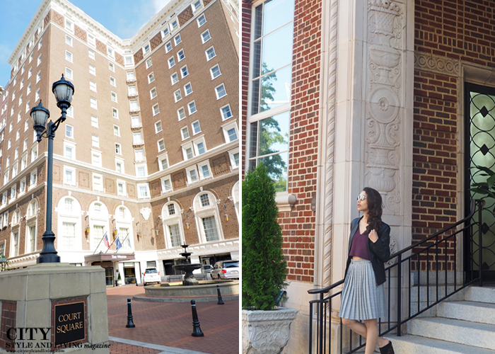 westin pointsett downtown greenville, south carolina, city style and living magazine