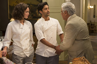 the hundred-foot journey-charlotte le bon-manish dayal-om puri