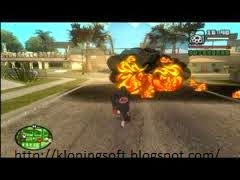 GTA San Andreas Shinobi World / GTA with Naruto Version 2013-Download PC Games Full Version Free