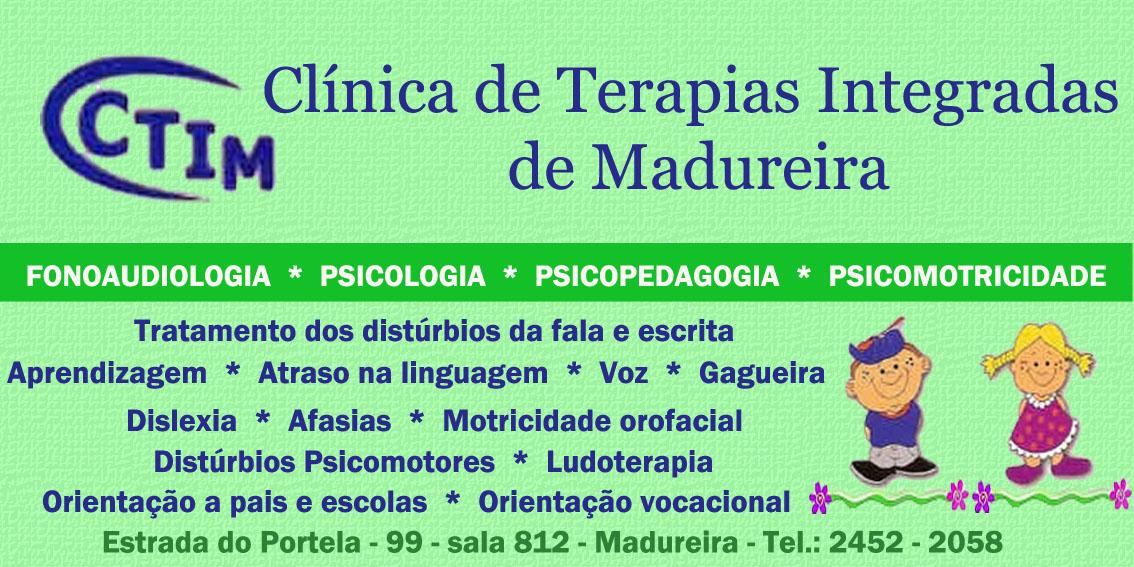 Clínica de Terapias Integradas de Madureira