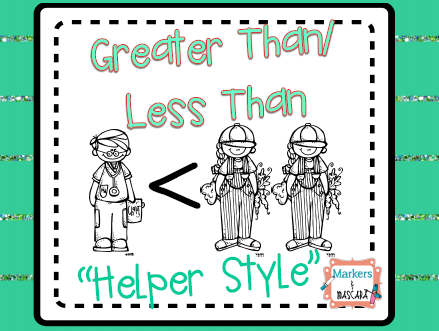 http://www.teacherspayteachers.com/Product/Greater-ThanLess-Than-Helper-Style-1413561