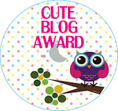 My First Blog Award!!