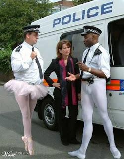 polisi maho