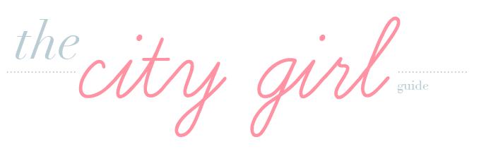The City Girl Blog