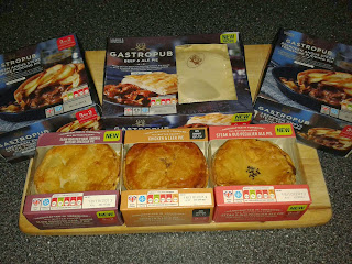 Marks and Spencer 3 for 2 pies