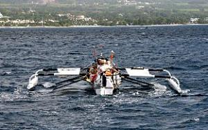 Atlantic crossing world record video, Team Hallin World Record 2011, Fastest rowing across the Atlantic