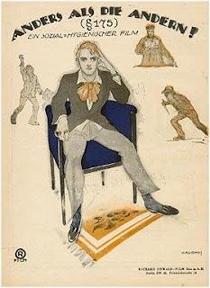 Diferente a los demás (1919), película homosexual