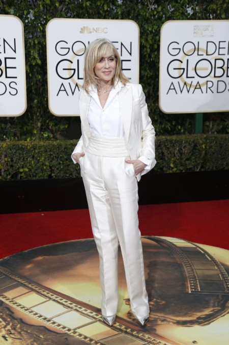 Judith Light en los Golden Globes, enero 2016