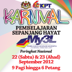 Karnival Pembelajaran Sepanjang Hayat