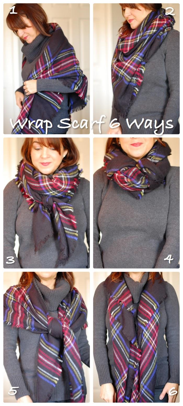 glamvolution wrap scarf 6 ways