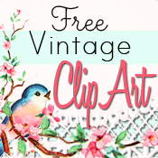 Vintage Clip Art Free