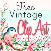 Vintage Clip Art Free