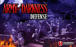 Army of Darkness Defense v1.0.2 APK: game hành động tiêu diệt quái vật cho android