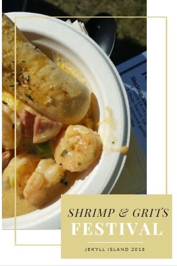 Shrimp and Grits Festival 2015