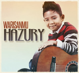 Hazury - Warisanmu MP3