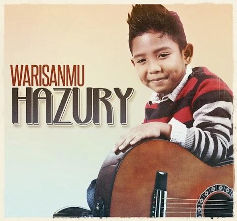 Hazury - Warisanmu MP3