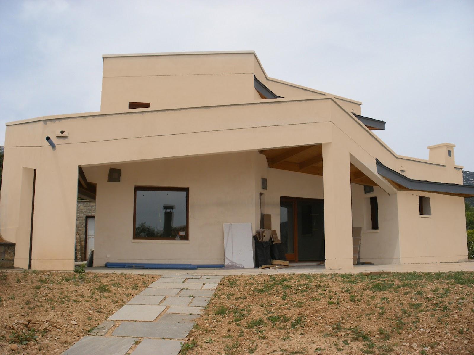Construyendo la casa bioclim tica pintura exterior for Pintura para exteriores